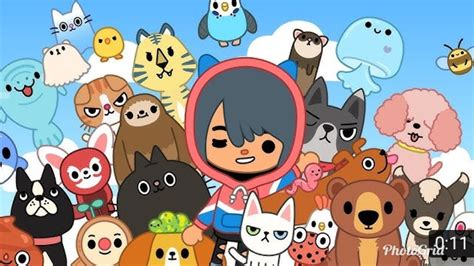 toca life pets series coming  youtube