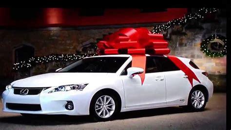 lexus christmas commercial lexus christmas commercial 2013 youtube