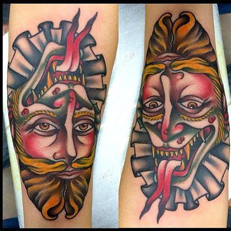 tattoo ali demone le 17 migliori idee su tatuaggio del diavolo su pinterest