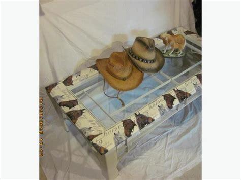 cowboy coffee table cowboy coffee table west