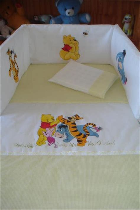 Winnie The Pooh Cot Bedding Set Bedding Sets Winnie The Pooh Cot Bedding Set New Design Was Sold For R500 00 On 22 Feb At