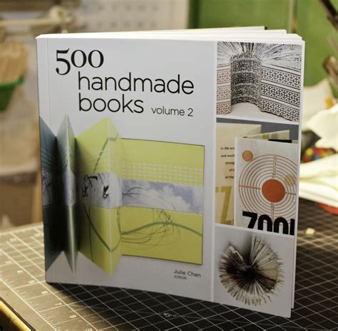 500 Handmade Books - 500 handmade books chewing with the paper chipmunk