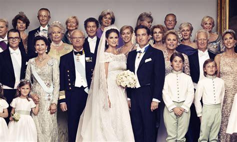 imagenes bodas reales boda real magdalena de suecia y christopher o neill