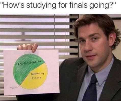 Finals Week Meme - 10 things i learned from my first ever finals week