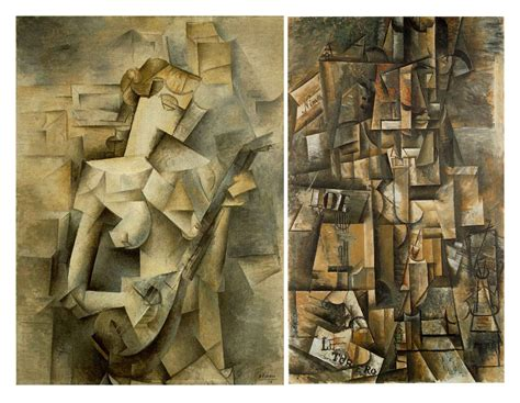 the establishment of cubism cubism and the blue burgessart