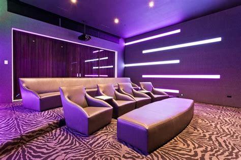modern media spaces modern home theater dallas