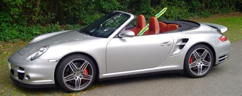 Porsche Cabrio 4 Sitzer by Cab With A Ski Rack 6speedonline Porsche Forum And