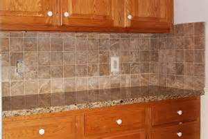 Tiled Kitchen Backsplash by Tumbled Marble Backsplash Pictures And Design Ideas
