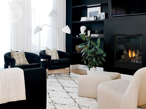 interior dramatic modern home style  home