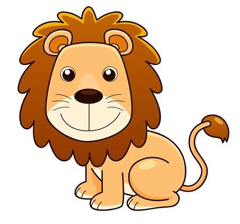 imagenes animadas leon vinilo pixerstick ilustraci 243 n del vector del le 243 n de