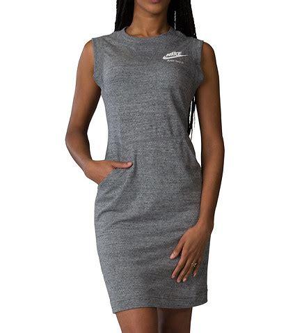 Nike Womens Vintage Dress 1 nike nsw vintage dress grey jimmy jazz 905158 091