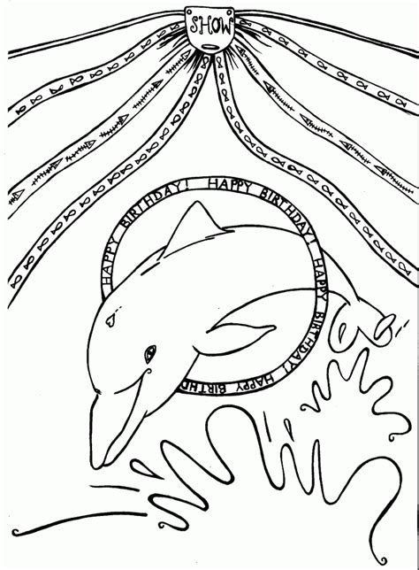 preschool coloring pages dolphin get this dolphin coloring pages animal printables for kids