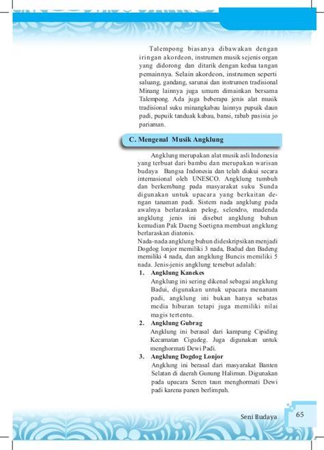 buku siswa seni budaya kelas vii smp kurikulum 2013 buku siswa seni budaya kelas viii smp kurikulum 2013