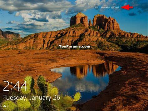 find  save windows spotlight background images