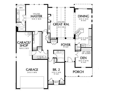 arts and crafts bungalow floor plans 4 perfect images arts and crafts bungalow floor plans