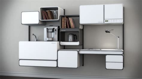 office kitchen furniture a modular kitchen with office space gizmodo australia