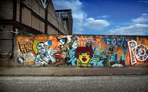 hd graffiti wallpaper  wallpapersafari