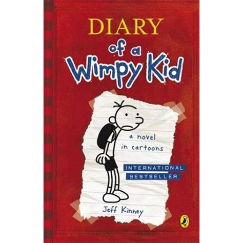 diary of a wimpy kid by jeff kinney adventure stories at the works