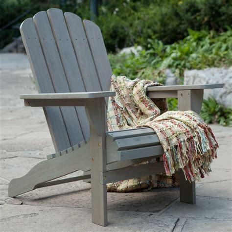 Shoreline Adirondack Chairs by Belham Living Shoreline Wooden Adirondack Chair Driftwood Adirondack Chairs At Hayneedle