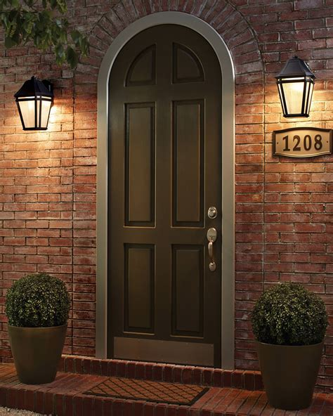 15 Different Outdoor Lighting Ideas For Your Home All Types Front Door Wall Lights