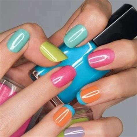 fingernail colors new trends in nail colours for 2013 12