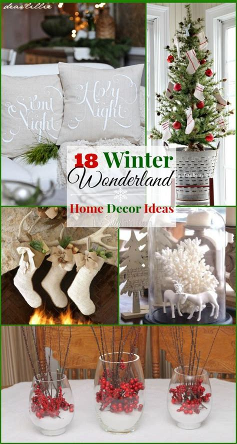 winterw onderland homebargains 18 winter home decor ideas a up of beautiful easy to reproduce ideas for your