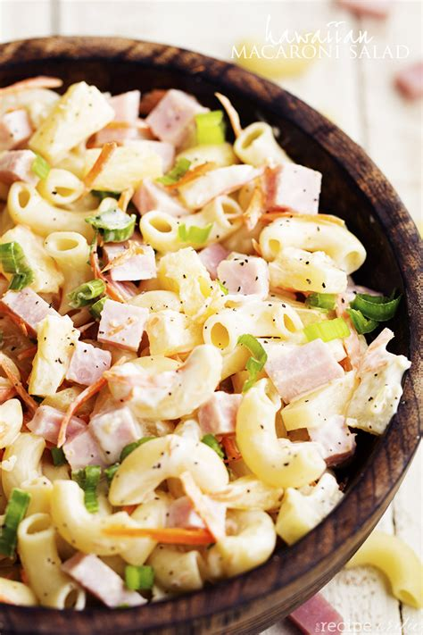 macaroni salad recipes hawaiian macaroni salad the recipe critic