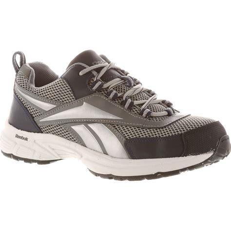 stee toe static dissipative athletic work shoe reebok