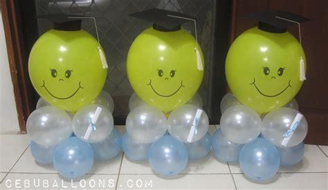 graduation balloon centerpieces balloon centerpieces for tables cebu balloons and