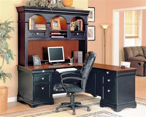 Best Desk L For by 7 Best L Shaped Desk With Hutch Reviews