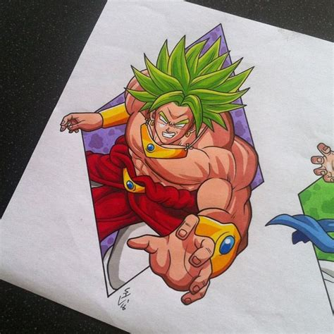 broly tattoo 26 best costume images on character