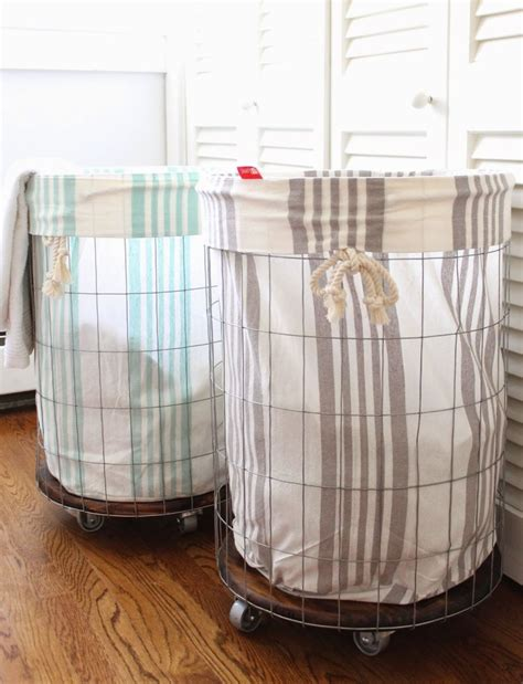 laundry liner laundry basket liner storage system for clothes