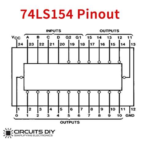ls  bit binary decoderdemultiplexer ic datasheet