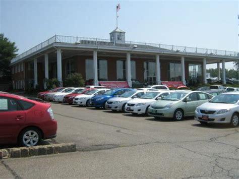 Toyota Of Morristown Toyota Subaru Of Morristown Morristown Nj 07960 Car