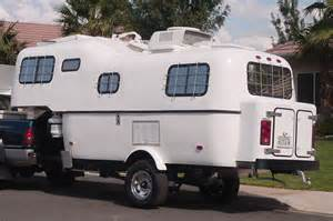 Renovating A Camper a scamp 5th wheel trailer turned off road warrior