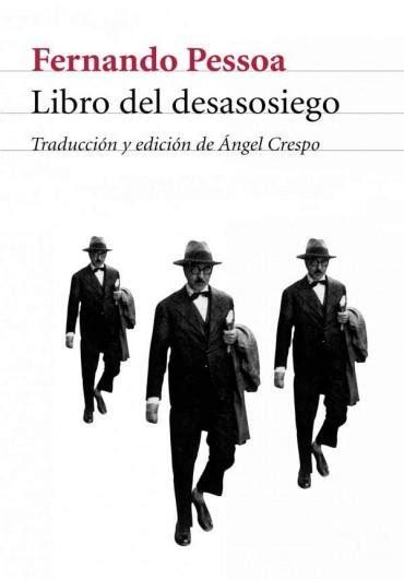 libro libro del desasosiego leer libro del desasosiego online libro en pdf gratis