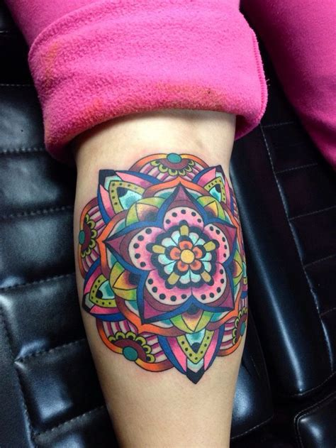 25 beautiful best tattoos for mandala forearm color www pixshark images