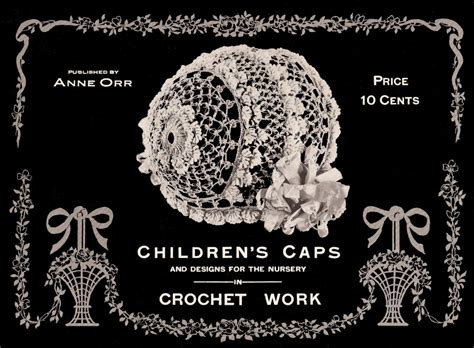 pattern of history early beginnings of crochet hoops and loops of crochet