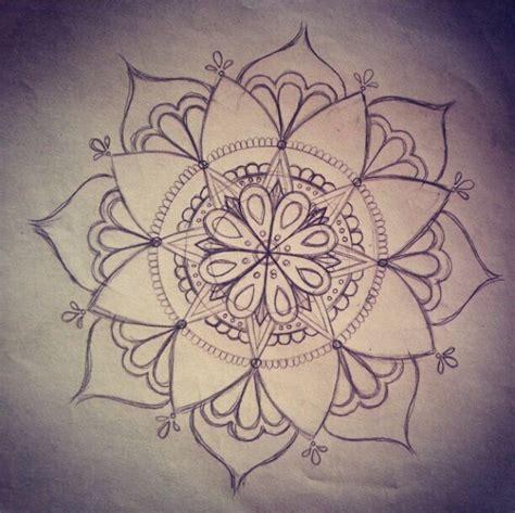 mandala tattoo maker 770 best arabescos mandalas images on pinterest