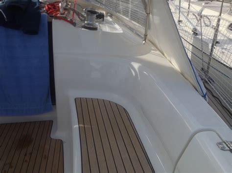 boot poetsen of boot polijsten door yachtcleanery - Levensduur Polyester Boot