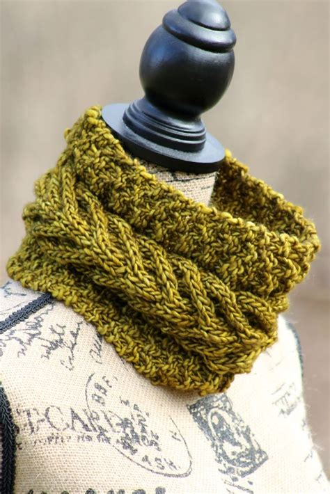 one skein cowl knitting pattern 10 images about free knitting patterns on