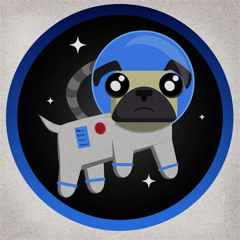 space puppies pin space dogs on