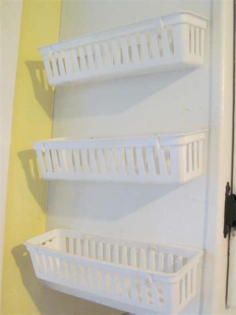 Kitchen Cabinet Spice Rack Tutorial