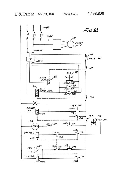 cheney lift wiring diagram 28 images ot need help with