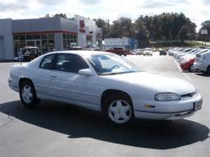 1996 chevrolet monte carlo z34 related infomation