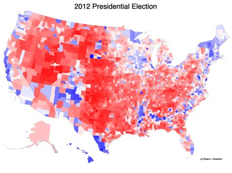 The changing colors of america 1960 2012