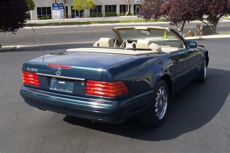 1998 mercedes sl500 1998 mercedes sl500 roadster 112772