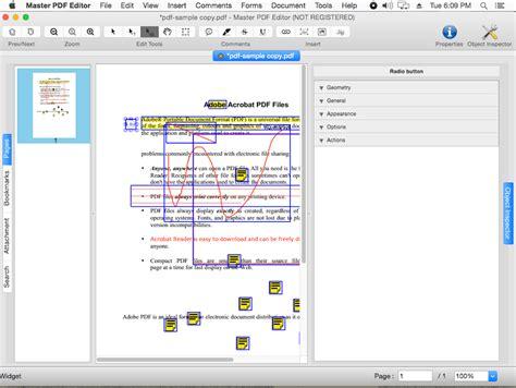 best free pdf editor 10 best free mac pdf editor software