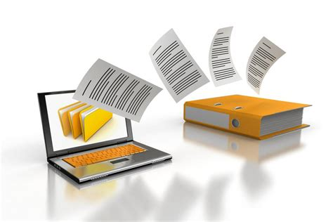 digital document transitioning to digital document solutions united