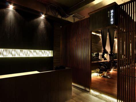 japanese hair salon hairu  chrystalline architect